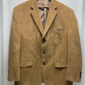 Men's Calvin Klein 42R Polyester Blazer Jacket